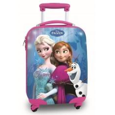 Imagem de Mochila com Rodinhas Escolar Dermiwil Disney Frozen 18 37129