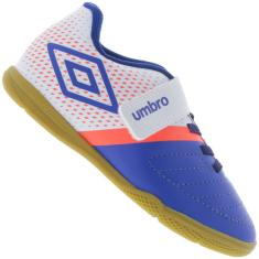 Foto Tênis Umbro Infantil (Menino) Spirity Futsal e1ea2cb26a5ac