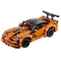 Imagem de LEGO Technic - Modelo 2 Em 1: Supercarros Chevrolet Corvette