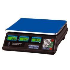 Balança Digital Eletrônica 40Kg Bivolt Completa Com Bateria