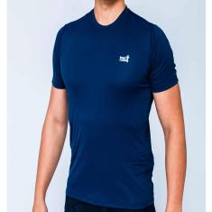 Imagem de Camiseta Keep Running Training Masculina - Marinho
