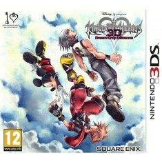 Jogo Kingdom 3D: Dream Drop Distance Square Enix Nintendo 3DS
