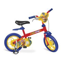 Imagem de Bicicleta Bandeirante Patrulha Canina Aro 12