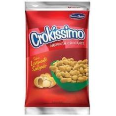 Amendoim Crokissimo Levemente Salgado 1,01kg - Santa Helena