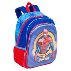 Mochila Escolar Sestini Homem Aranha Homem Aranha 17X G 64778