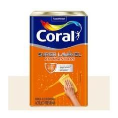 Imagem de Tinta acrílica Super Lavável Eggshell  18L Coral