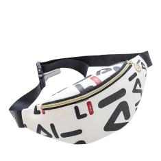 Imagem de Pacote feminino de bolsa com cinto de mensageiro Sacos de cintura xadrez para menina pequena bolsa de peito