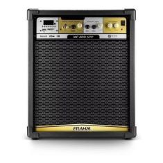 Imagem de Caixa Som Amplificada Frahm Mf 400 App Bluetooth/usb/sd/fm