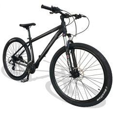 Imagem de Bicicleta First Lazer 24 Marchas Aro 29 Freio a Disco Hidráulico Smitt