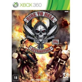 Jogo Ride to Hell: Retribuition Xbox 360 Deep Silver