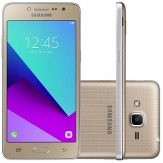 Smartphone Samsung Galaxy J2 Prime TV SM-G532M 16GB 8,0 MP 2 Chips Android 6.0 (Marshmallow) 3G 4G Wi-Fi