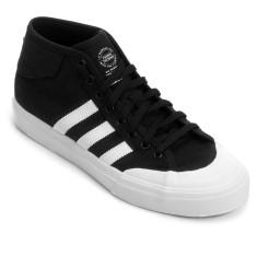 92cffb2d9a0 Tenis adidas Matchcourt Mid Core Black core Black  White - R  279