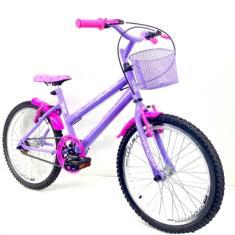 Imagem de Bicicleta South Bike Lazer Aro 20 V-Brake Bella