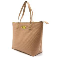 Imagem de Bolsa Feminina Kit Com 2 Bolsas Grande E Pequena Nécessaire  feminino