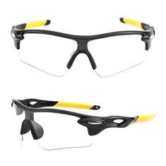 Imagem de Óculos de sol esportivos Adaskala Óculos de sol de equitação Lente PC Óculos de corrida ciclismo ciclismo esqui masculino e feminino