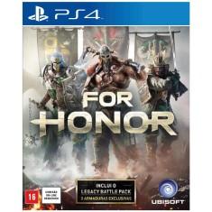 Jogo For Honor PS4 Ubisoft