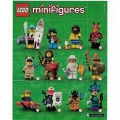 Imagem de Lego 71029 Minifigures Série 21 Coleção Completa 12 unidades