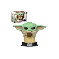 Imagem de Funko Pop Star Wars Baby Yoda - Action Figure (12cm)