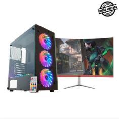 PC Concórdia Core i5 9400F Intel 16 GB 1.000 120 GeForce GTX 1650