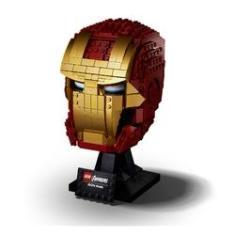 Imagem de Lego Super Heroes Capacete Homem de Ferro Marvel - 76165