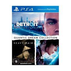 Jogo Quantic Dream Collection PS4 Sony