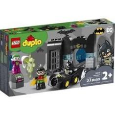 Imagem de Batcaverna - Lego Duplo 10919