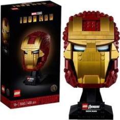 Imagem de Lego Super Heroes Marvel - Capacete de Iron Man - 76165