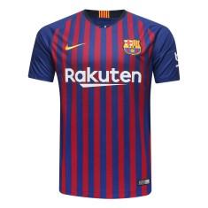 c5dffbcd27832 Camisa Barcelona I 2018 19 Torcedor Masculino Nike