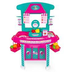 Imagem de Barbie Chef Mercadinho Completo