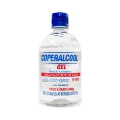 Álcool Gel 70% para Mãos Coperalcool com 400g 400g