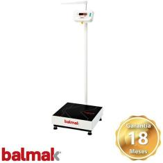 Imagem de Balança Digital Antropométrica Bk-200fan 200kg Balmak
