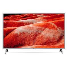 "Smart TV LCD 50"" LG ThinQ AI 4K HDR 50UM7500PSB"