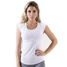 Imagem de Camiseta Fitness Meia Manga, Mama Latina, Feminino, , G