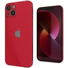 Imagem de Smartphone Apple iPhone 13 Mini Vermelho 128GB iOS Câmera Dupla