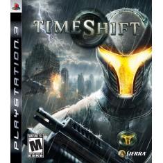 Jogo Time Shift PlayStation 3 Sierra