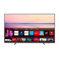 "Smart TV LED 55"" Philips 4K HDR 55PUG6794/78 3 HDMI"