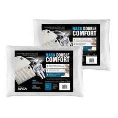 Imagem de Kit 2 Travesseiros Nasa Double Comfort 3 Ml4655 - Fibrasca