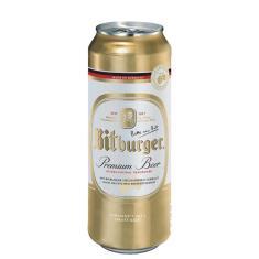 Imagem de Cerveja Bitburger Premium Lata 500ml