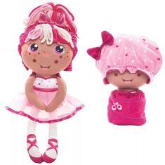 Imagem de Brinquedo Bonecas Flip Zee Girls Vários Modelos DTC 4075