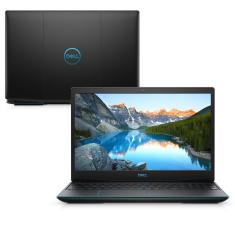 "Notebook Gamer Dell G3 G3-3500 Intel Core i5 10300H 15,6"" 8GB SSD 256 GB GeForce GTX 1650"