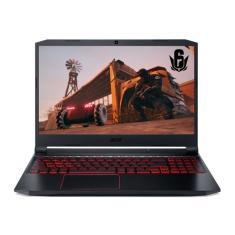 """Imagem de Notebook Gamer Acer Aspire Nitro 5 AN515-55-705U Intel Core i7 10750H 15,6"""" 8GB SSD 512 GB"""