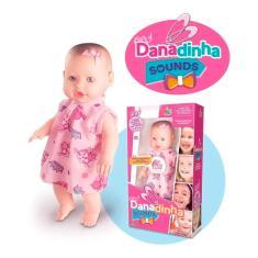 Imagem de Boneca Danadinha Sounds Milk