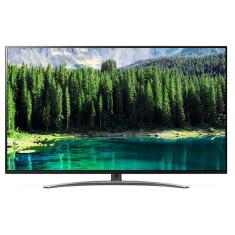 "Smart TV Nano Cristal 55"" LG ThinQ AI 4K HDR 55SM8600PSA"