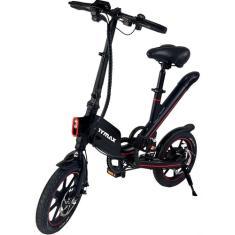 Imagem de Bicicleta Elétrica Mymax Dobrável Aro 14 Myway 2.0