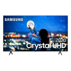 "Smart TV LED 58"" Samsung Crystal 4K HDR UN58TU7000GXZD"