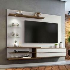 Imagem de Painel para TV até 60 Polegadas 1 Porta Led NT 1115 Notável