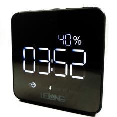 Imagem de Rádio Relógio Despertador Digital Bluetooth / Sd / Usb