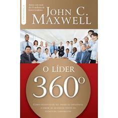 Imagem de O Líder 360º - Col. Liderança - Maxwell, John C. - 9788566997248