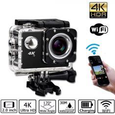Imagem de Filmadora GoSports Go Cam Ultra Pro Sports 4K