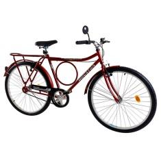 Bicicleta Houston Aro 26 Freio V-Brake Super Forte VB